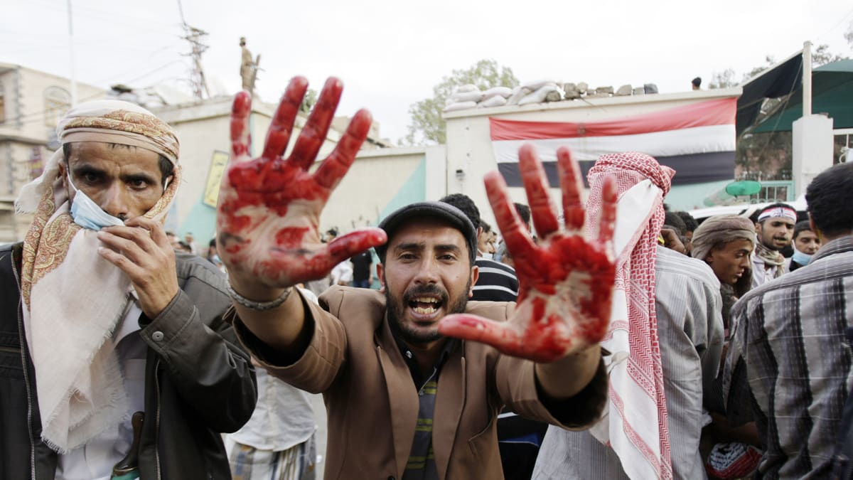 Bruce Auto Parts >> President Saleh's Return Puts Yemen on Brink of Civil War
