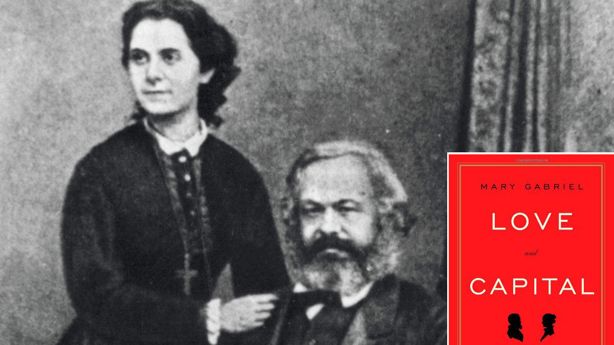 love and capital karl marx�s marriage was decidedly not