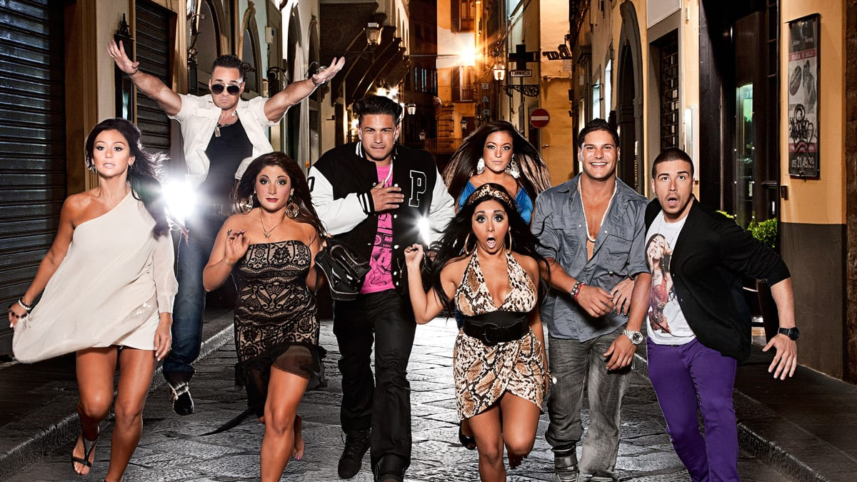 English In Italian: 'Jersey Shore,' Season 4: Italian Words For Snooki, Pauly