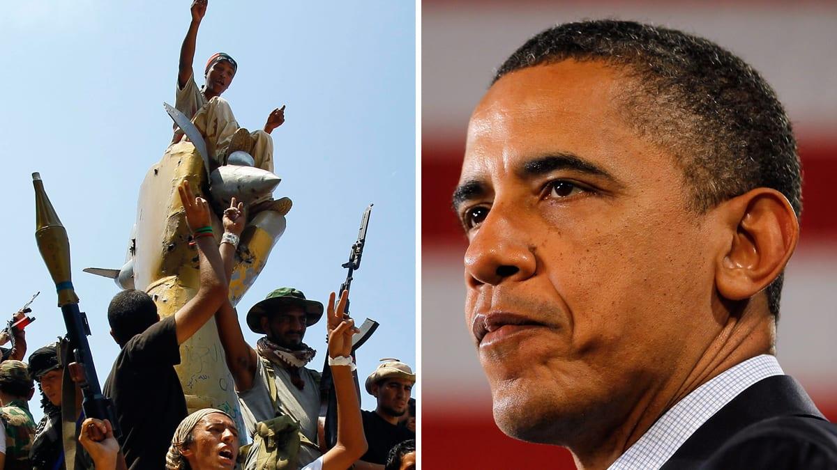 America's Secret Libya War: U S  Spent $1 Billion on Covert Ops