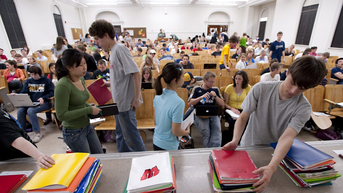 Image result for Education - Washington students live far away from college