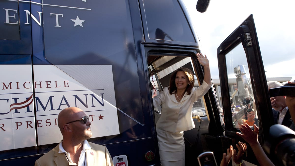 Behind Michele Bachmann's Iowa Victory in the Ames Straw Poll