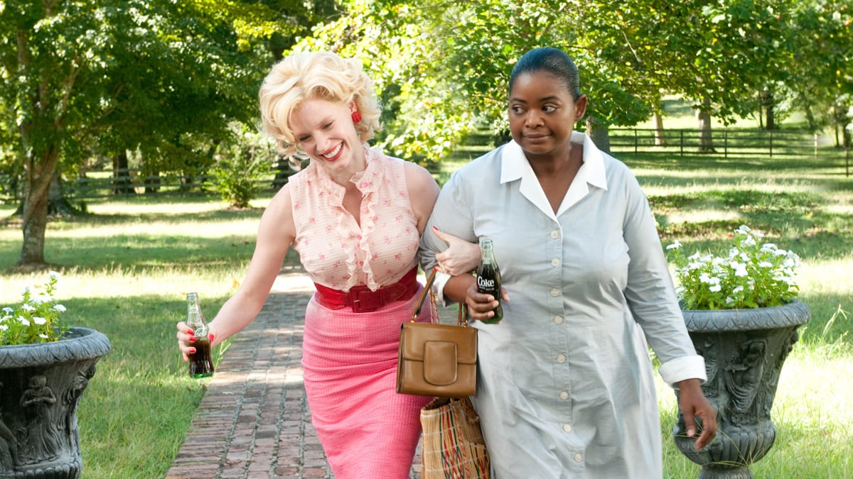 The Help Behind The Scenes On The Movie