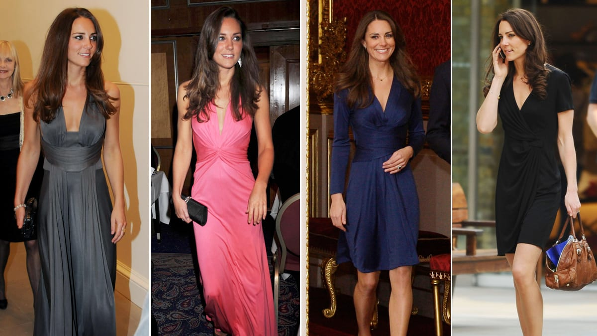 Kate Middleton S Issa Dresses Label Taken Over By Camilla Al Fayed Photos