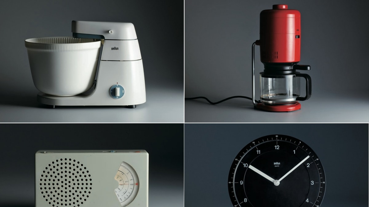 Dieter Rams S Design At Museum Of Modern Art San Francisco