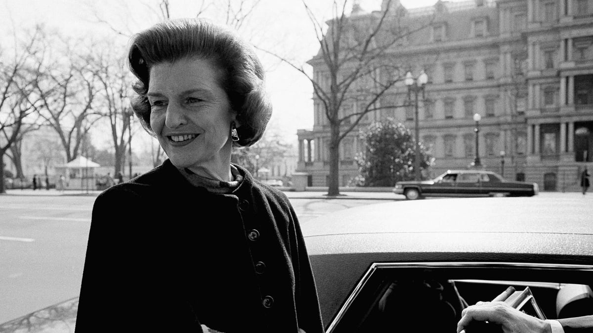 Watch Betty Ford video