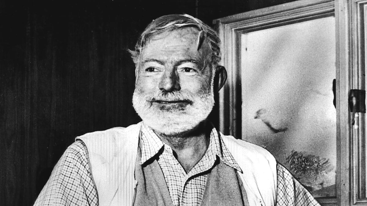 the inspirations of ernest hemingway The true story of the booze, bullfights, and brawls that inspired ernest hemingway's the sun also rises ernest hemingway, and more vanity fair.