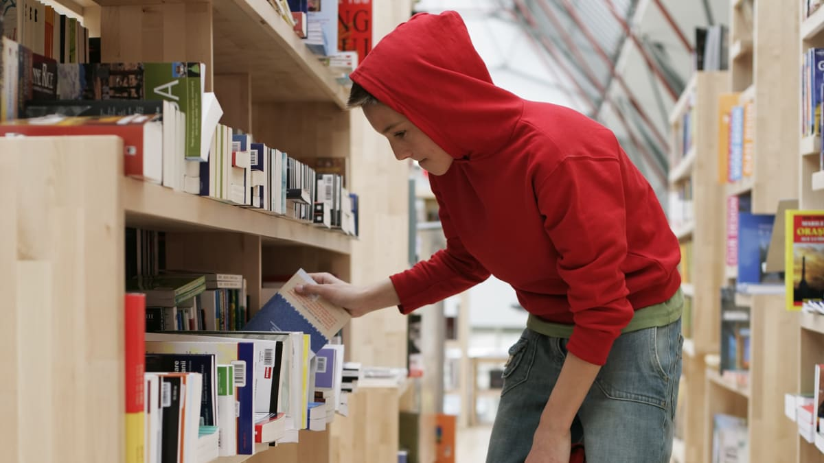 Shoplifting Books: We'll Miss What Stealing Books Says About