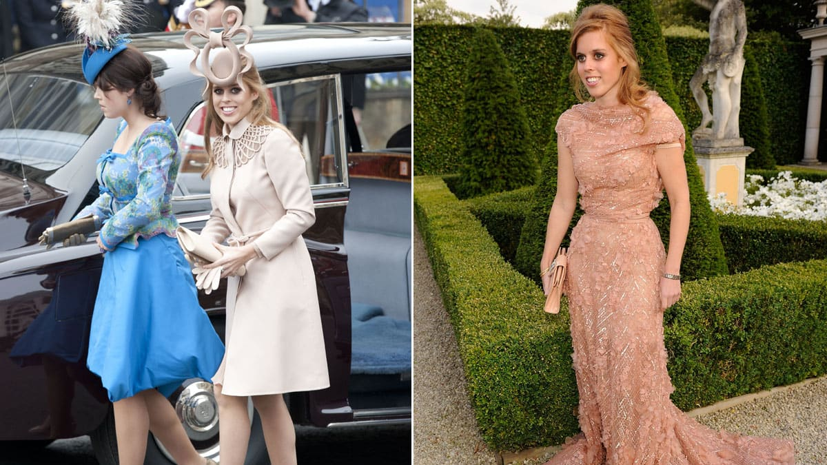 Princess Beatrice Gets Makeover After Royal Wedding Hat Fiasco