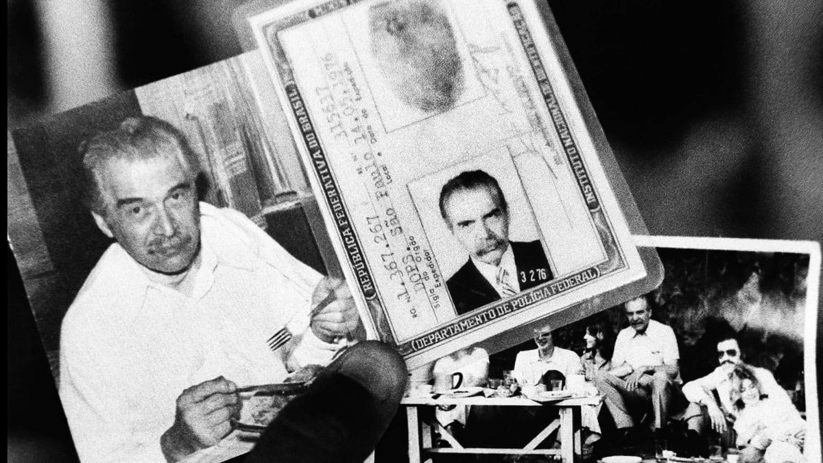 Josef Mengele : biography