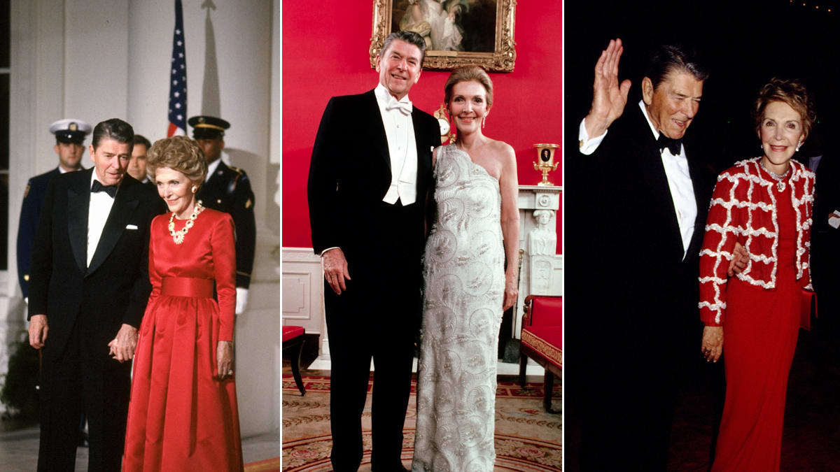 Nancy Reagan Turns 90: Photos of Her Most Fashionable Looks