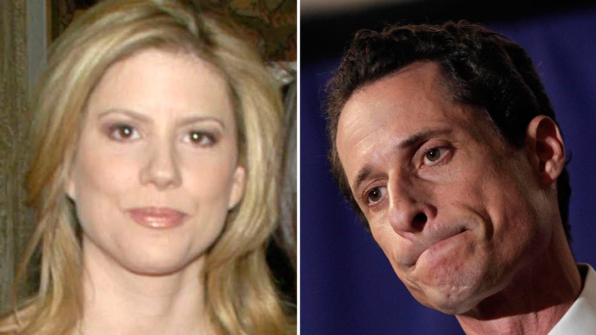 Anthony Weiners Ex Kirsten Powers He Lied To Me