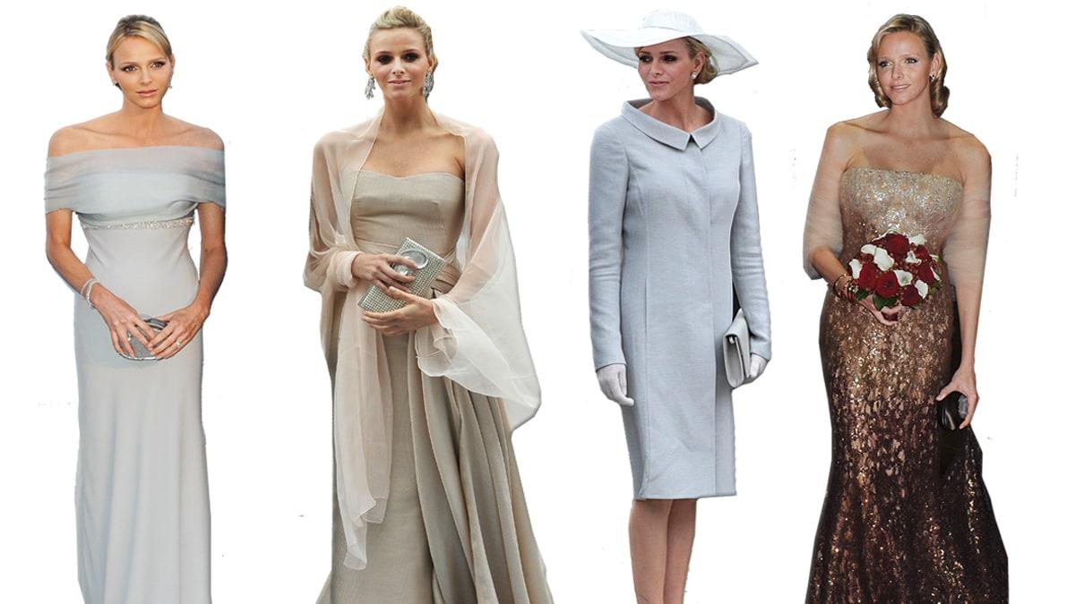Charlene Wittstock and Prince Albert of Monaco\'s Royal Wedding July 2
