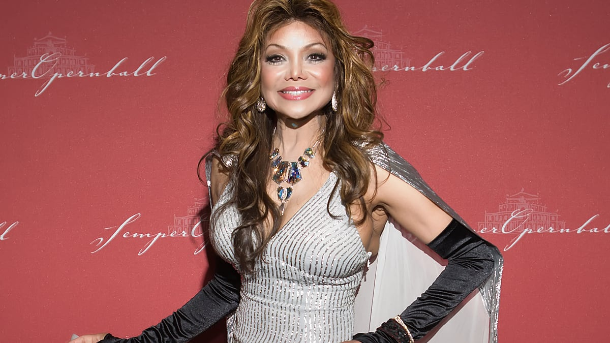 La Toya Jackson Nude Photos 60