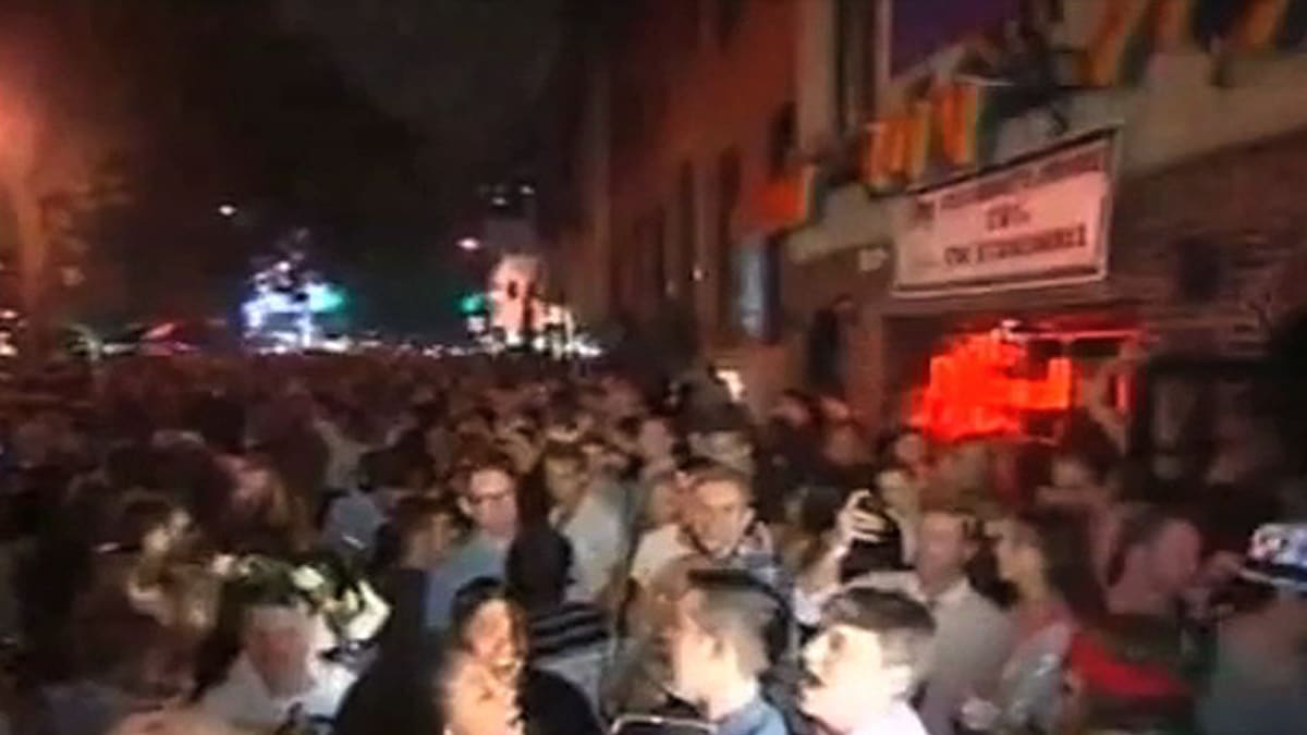 New York Celebrates Marriage Equality Act