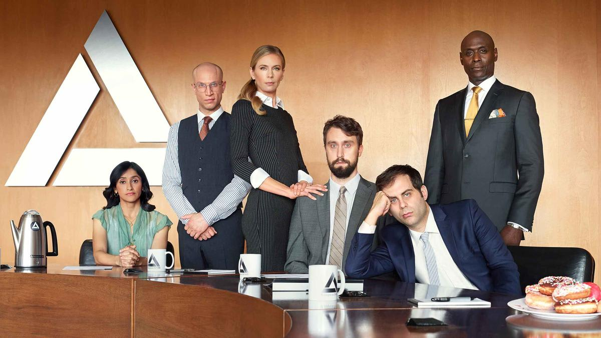 Welcome to 'Corporate': Inside the Darkest Workplace Comedy Ever