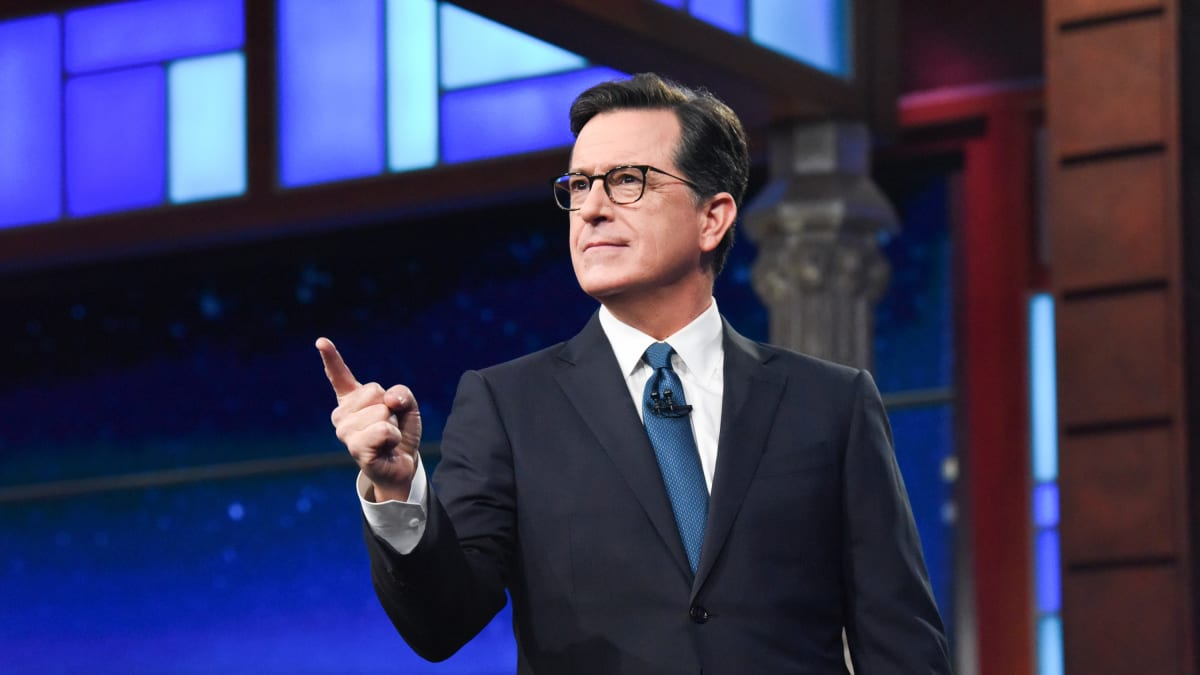 Image result for colbert