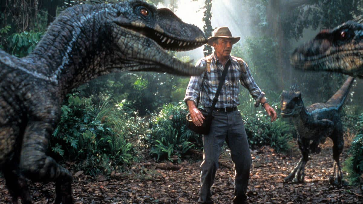 what if jurassic world was real and humans lived with dinosaurs