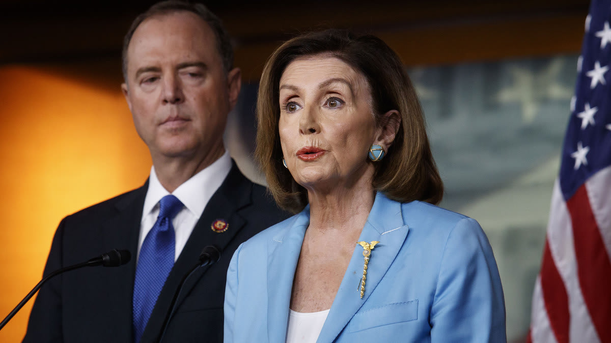 Image result for pelosi, schiff, nadler