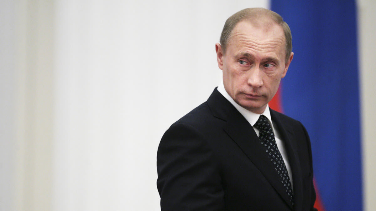 In Syria, Putin Plays Peacemaker in Syria but Doesn't Want Real Peace