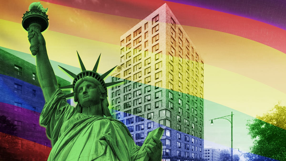 Stonewall House, New York City's First Ever LGBT-Welcoming Senior Housing, Opens Its Doors