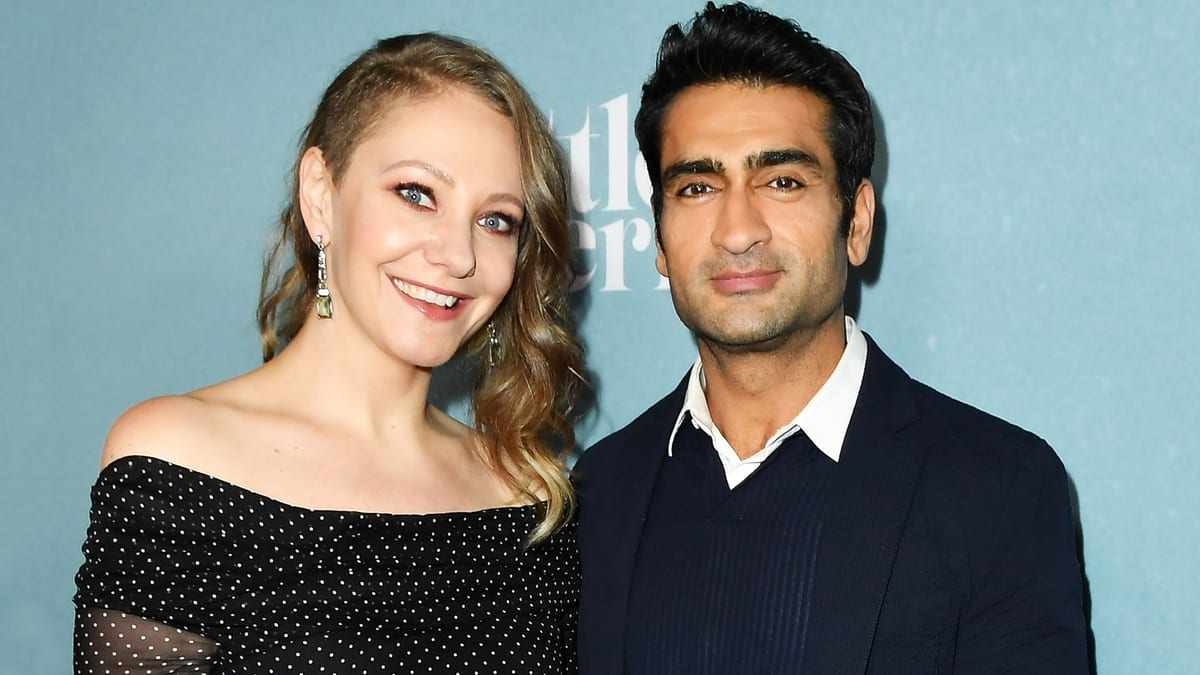 Kumail Nanjiani and Emily V. Gordon on Why Hollywood Was 'Scared' of 'Little America'