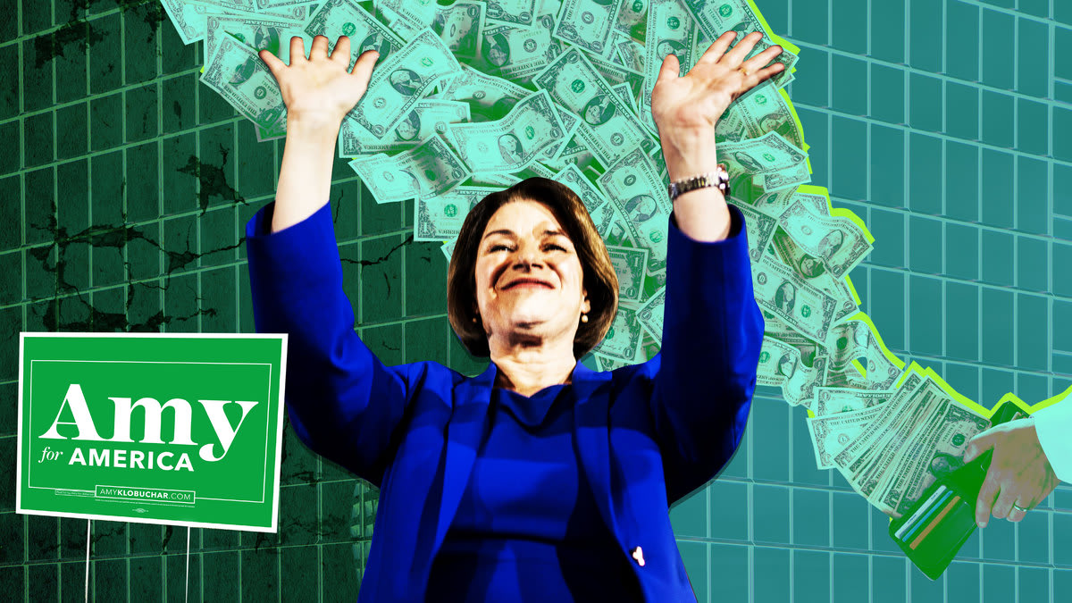 One of Klobuchar's Biggest Backers Is 'the Worst Company in the World'