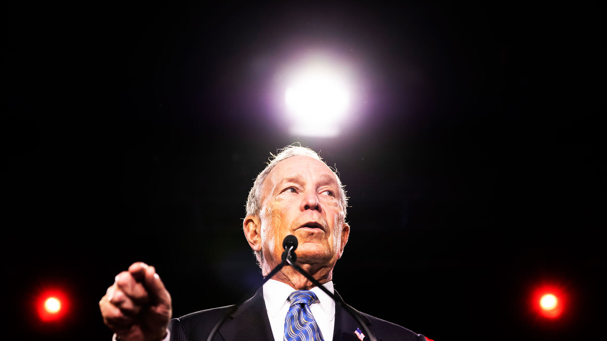 In Mike Bloomberg, Are Democrats Now Turning to an Authoritarian of Their Own?