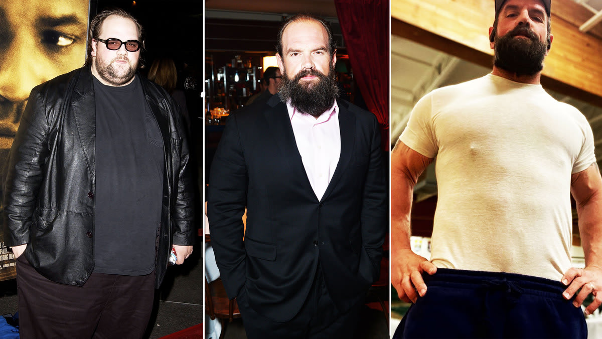 Ethan Suplee Knows Body Transformations Like His Are Not for Everyone