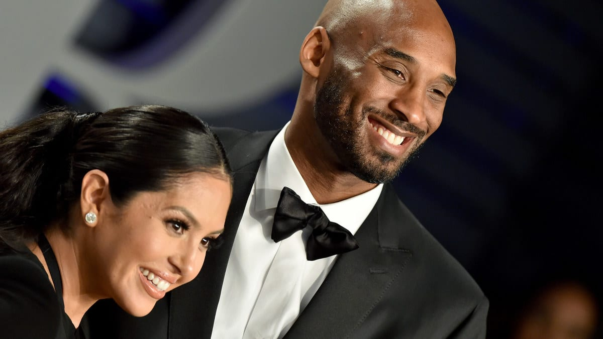 The Complicated Love Story of Kobe and Vanessa Bryant