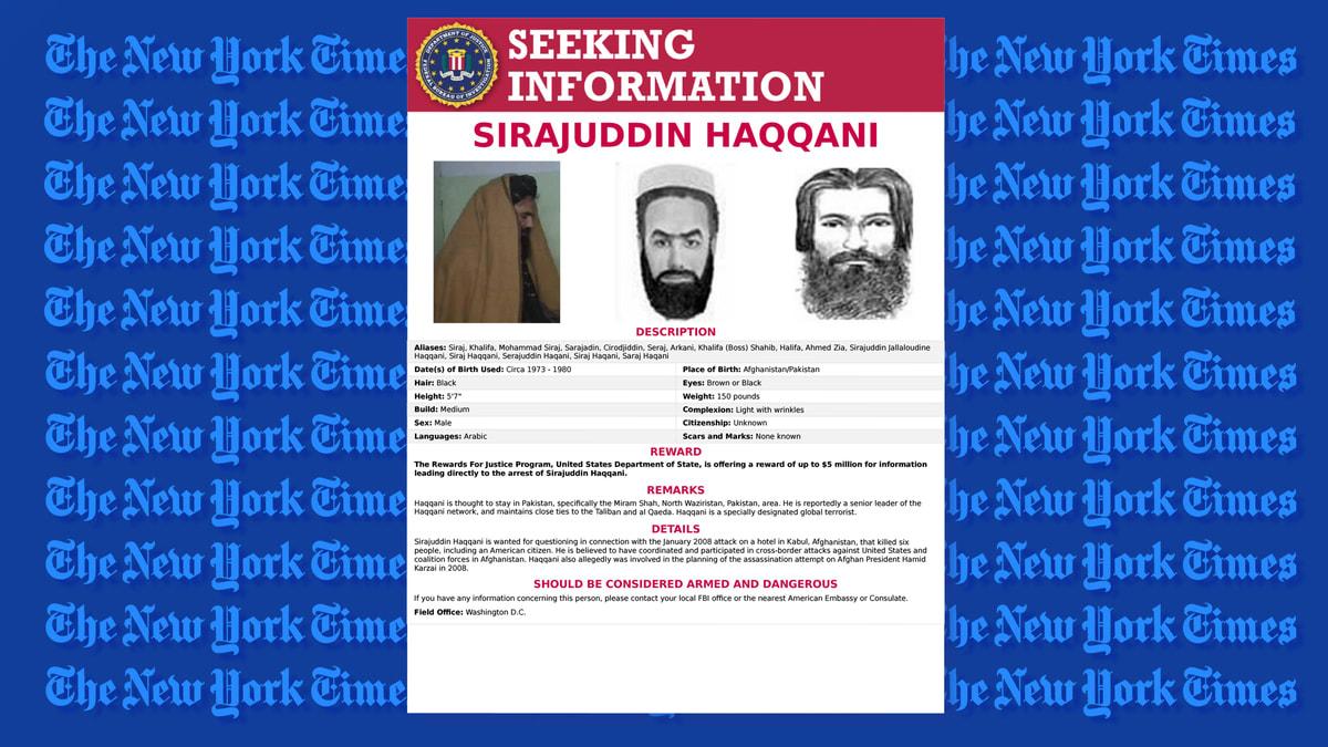 NYT Publishes Taliban 'Terrorist' Op-Ed, All Hell Breaks Loose