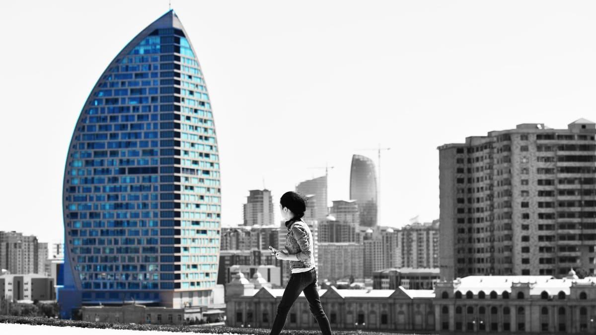 In Baku, the Trump Tower Dares Not Bear His Name