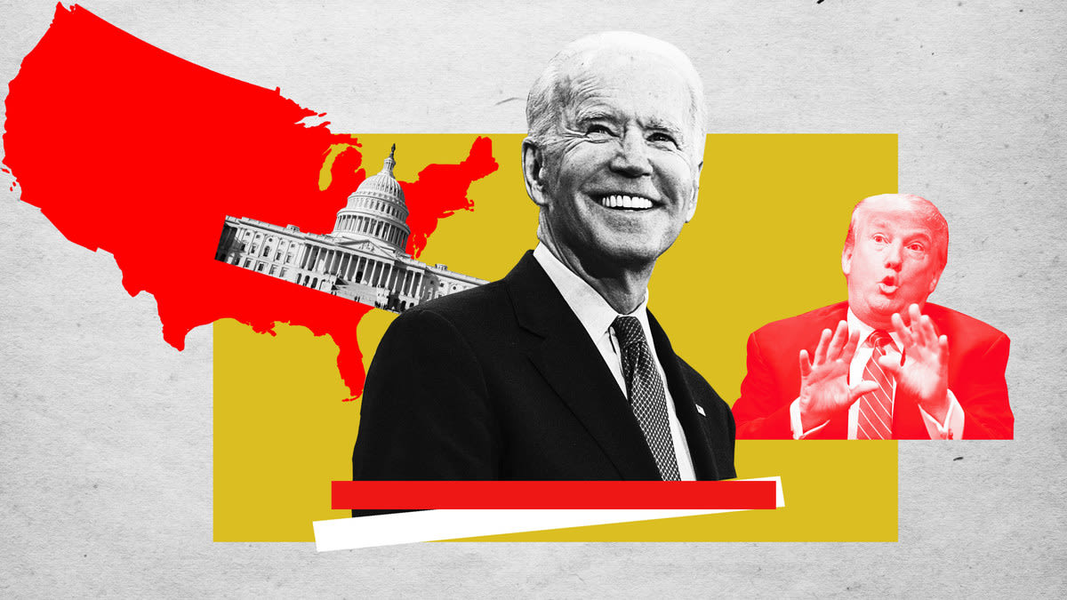 Biden's the One. Here's What He'll Need to Beat Trump.