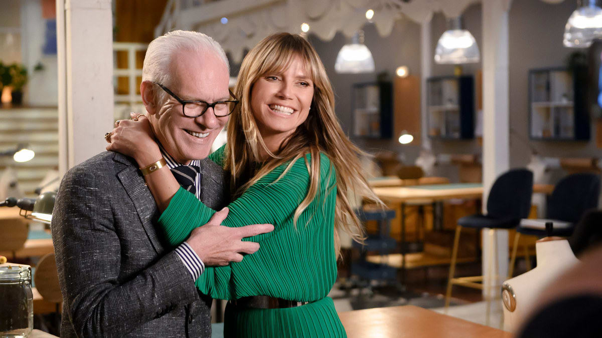 How Heidi Klum and Tim Gunn Escaped 'Project Runway'
