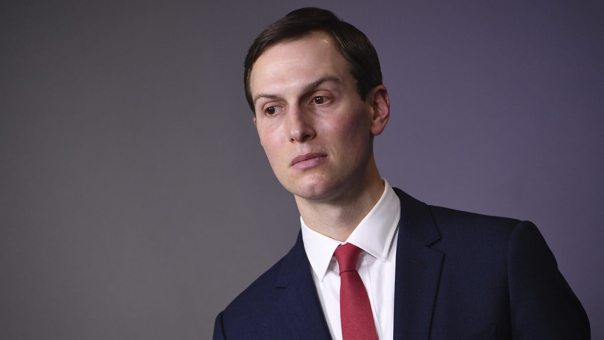Kushner's Claims About National Stockpile Contradicted by Trump's Own Administration