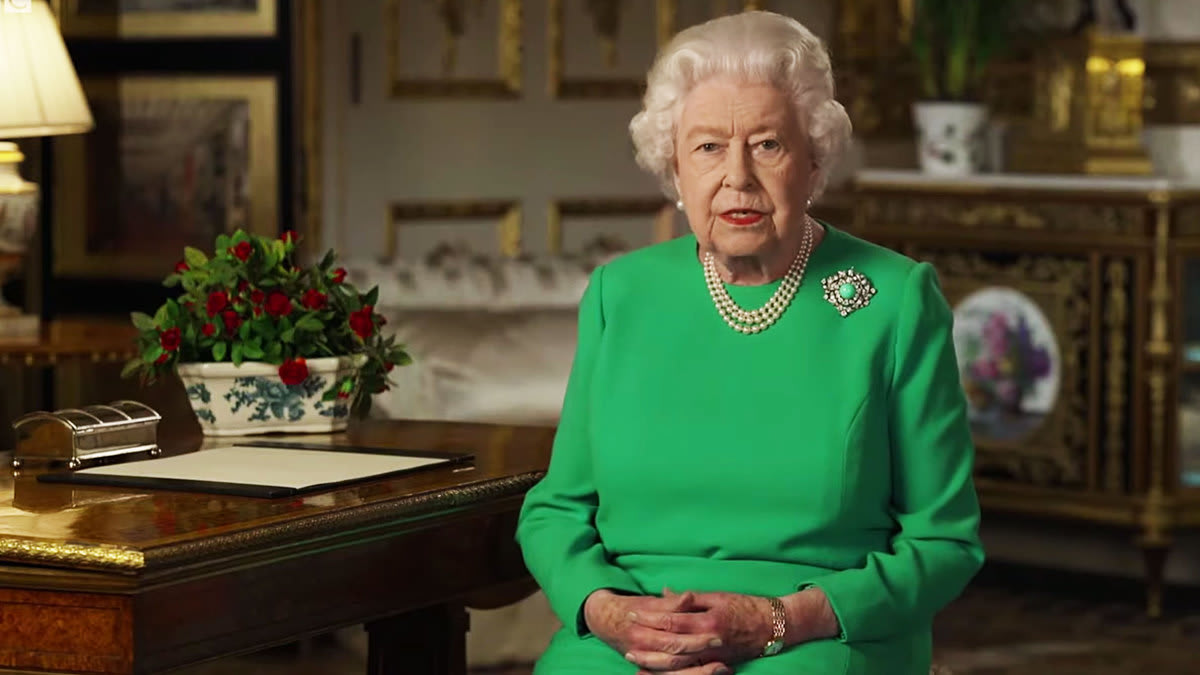 Queen Delivers Coronavirus Rallying Cry: 'If We Remain Strong, We Will Overcome...We Will Meet Again'