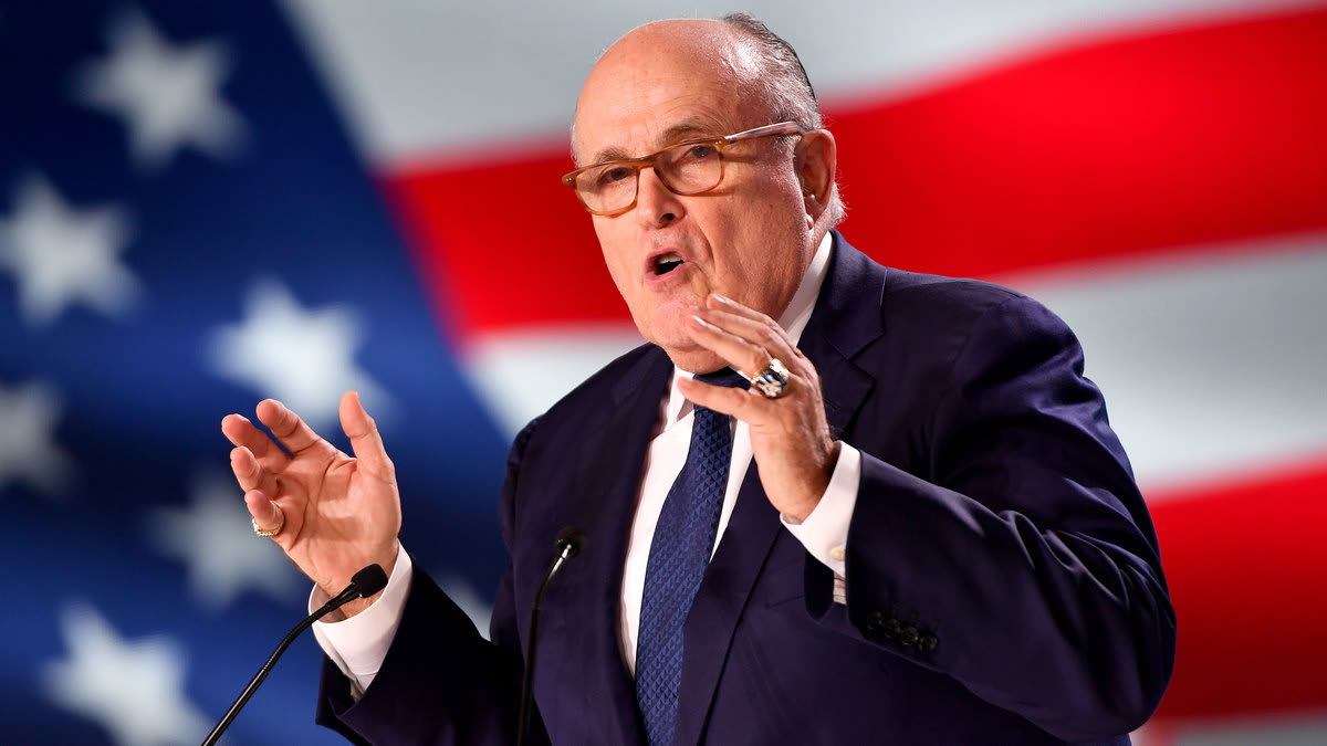 Rudy Pitches Radio Show Advertisers: I Can Make You a Crisis Hero, Too