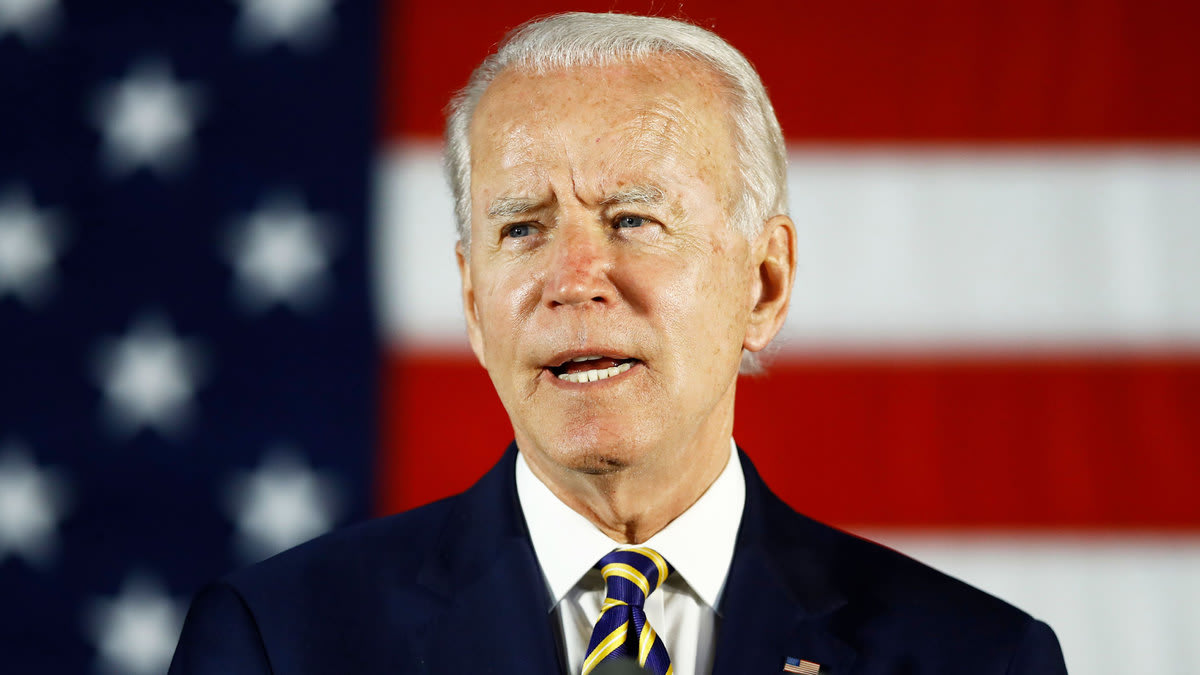 Forget Biden vs. Trump, It's Biden vs. Himself at Fall Debates