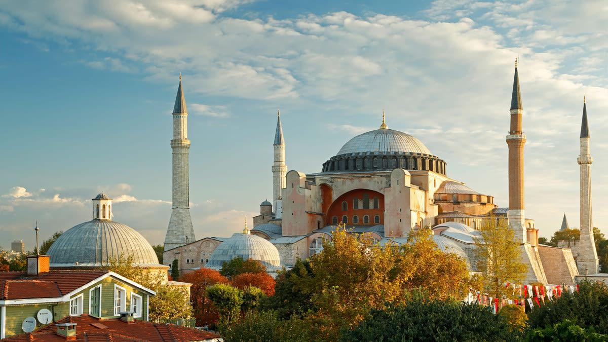 Will Erdogan Turn Hagia Sophia Back Into a Mosque?