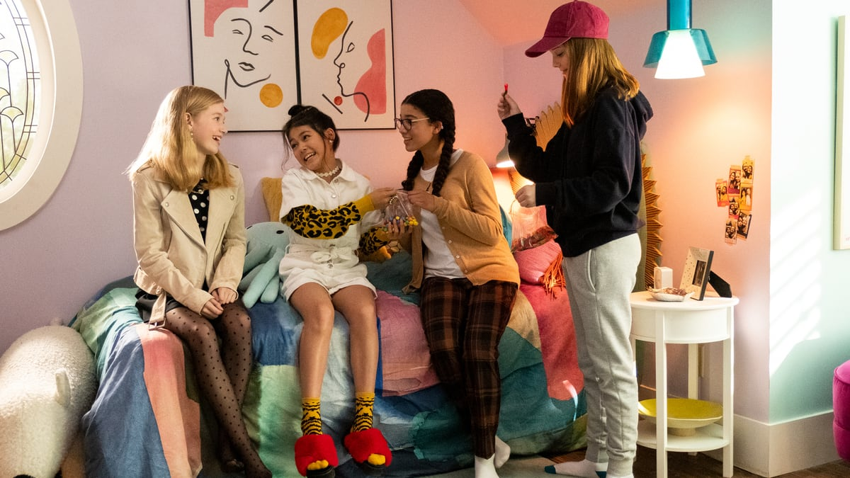 I Only Want to Talk About 'The Baby-Sitters Club'