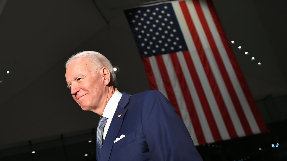 Trump Is Terrible. Here's The One Reason I Still Can't Vote for Biden.