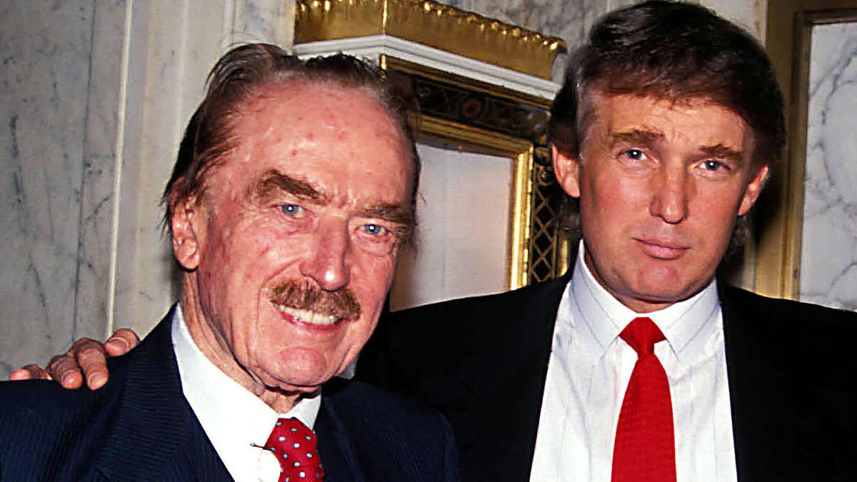 Fred Trump Tells You Everything There Is to Know About Donald