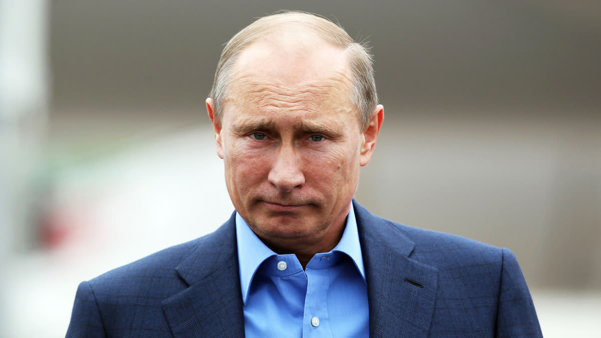 Putin's Got Big Problems in Russia's Provinces