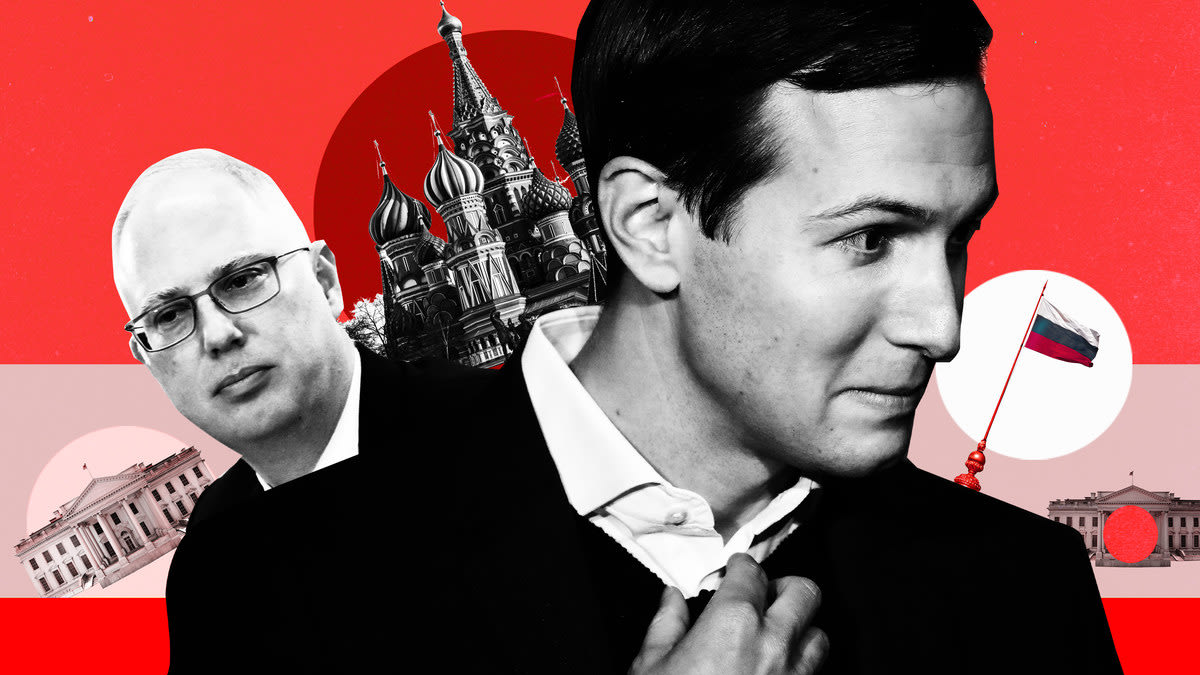 Revealed: Jared Kushner's Private Channel With Putin's Money Man