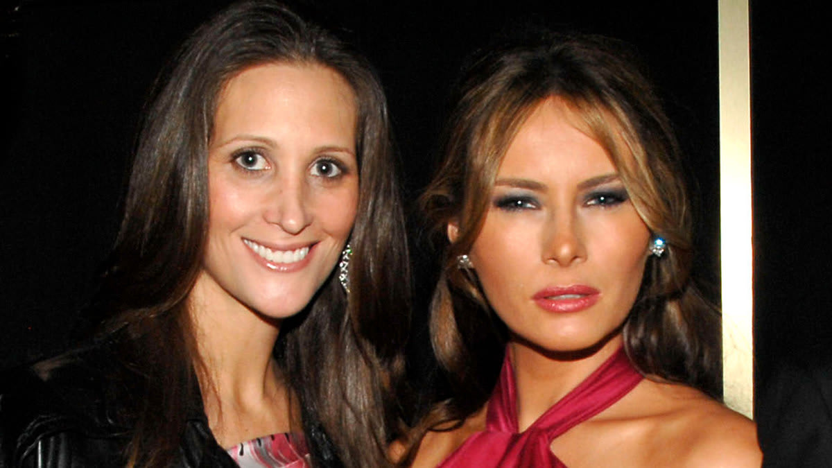 Trump's Justice Department and Personal Lawyer Threatened Melania's BFF Over Tell-All