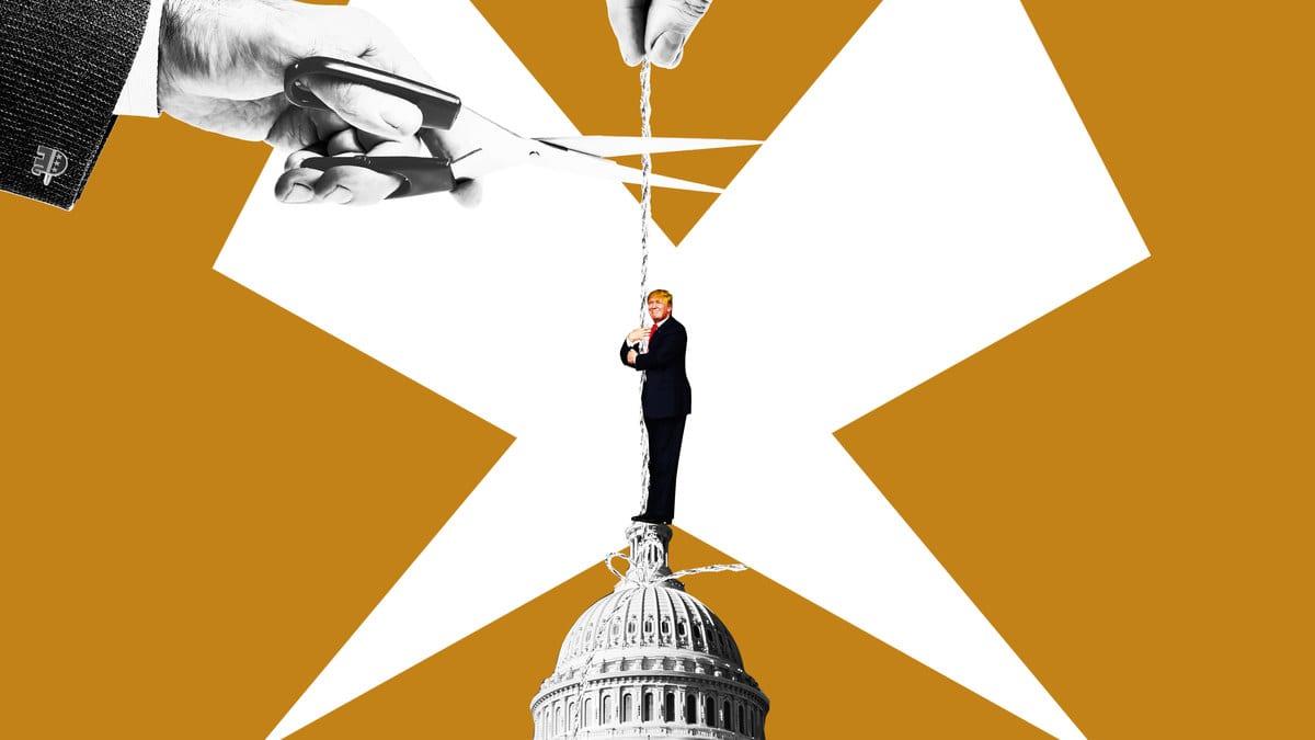 Republicans: Ditch Trump, Save the Senate