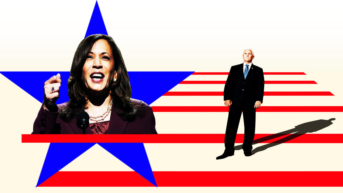 Kamala Harris Just Schooled Mike Pence on Race in America