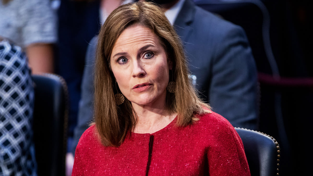 This Moment Exposed the Extremists Standing Behind Amy Coney Barrett