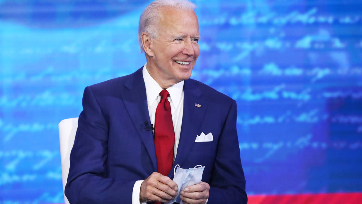 Joe Biden Said Some Truly Scary Shit in His Calm, Inside Voice