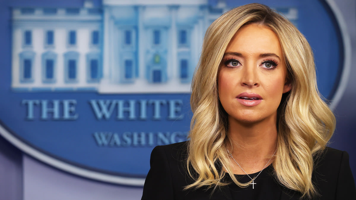 Kayleigh McEnany Is Now Formally Moonlighting as a Trump Campaign Aide